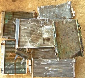 Radiators recycling Austin