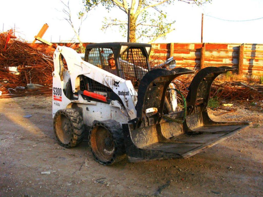 Scrap metal recycling equipment Austin