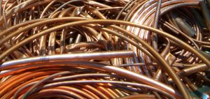 Scrap metal buyers Austin: Copper