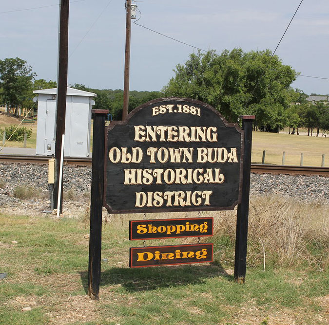 Metal recycling Buda historic