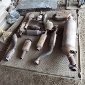 Catalytic Converters Recycling Austin